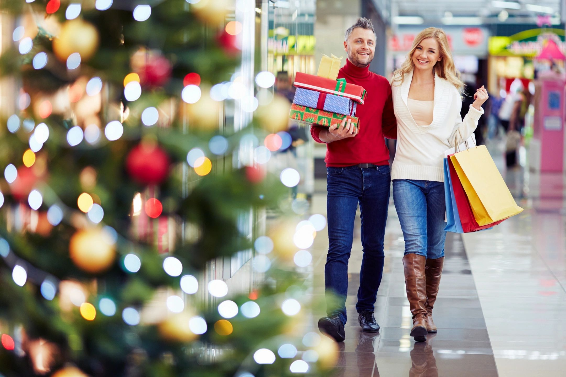 Secure online Holiday Shopping